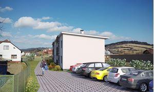 Obrázok Slnečný byt na prenájom Staškov